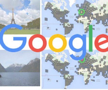 Google PlaNet, un algorithme impressionnant qui géolocalisera n'importe quelle photo !
