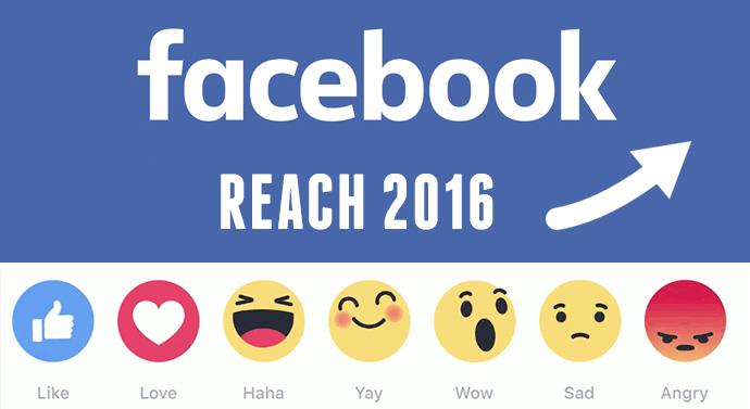 reach facebook 2016