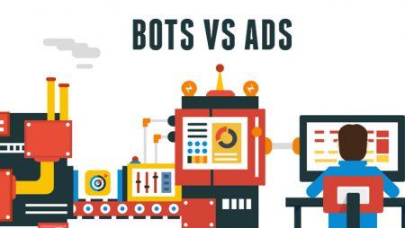 L'impact des robots sur la publicité en ligne ! (études)