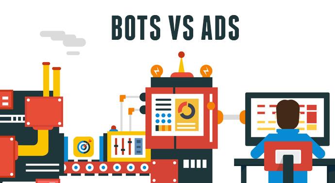 robots publicité