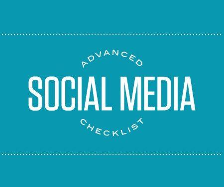 La CheckList du Social Media Manager (Infographie) !