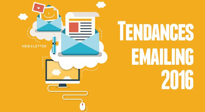 tendances emailing