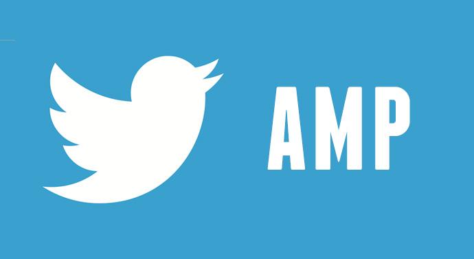 twitter amp