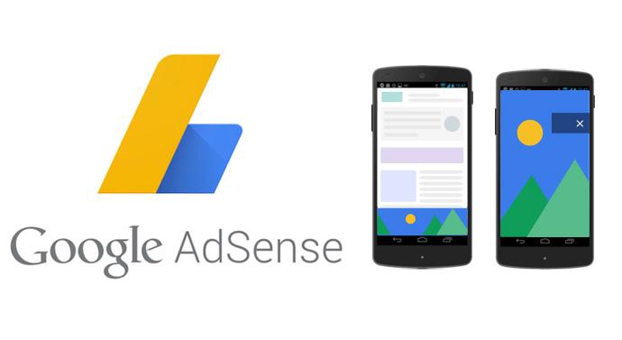 annonces niveau page Google Adsense