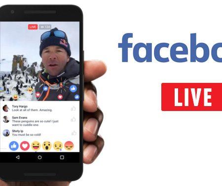 Facebook Live : 6 nouveautés à découvrir !