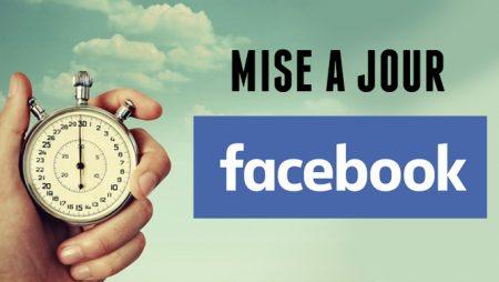 2 nouvelles mises à jour algorithmiques pour Facebook !