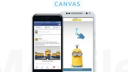 Facebook Canvas : le format publicitaire le plus impactant du moment ?