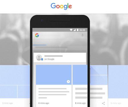 Google Instant Content : une nouvelle forme de blogging éphémère ?