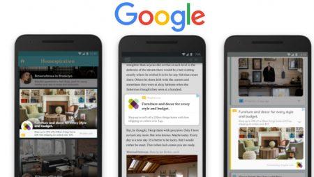 Google et le Native Advertising : du nouveau pour les formats adaptables !