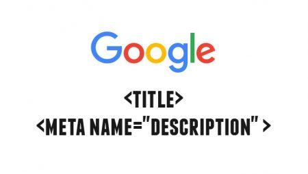 Taille idéale des Title et Meta Description : du nouveau sur Google !
