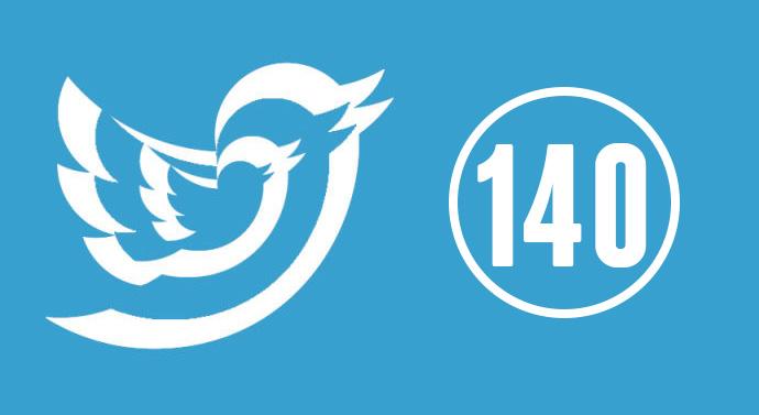 limite caractères Twitter