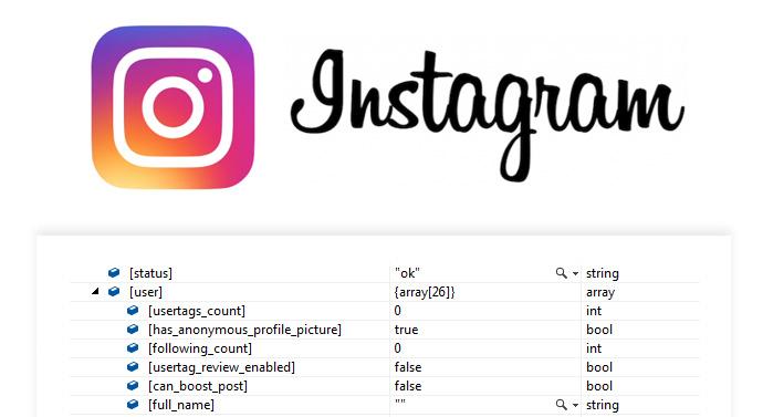 nouveauté instagram code