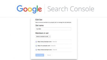 Grouper des sites et sous-domaines sur Search Console, c'est désormais possible !