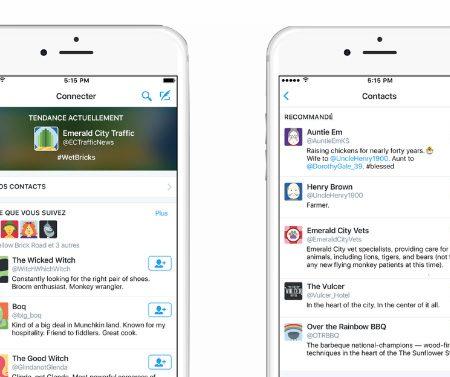 Se connecter : une nouvelle fonctionnalité Twitter !