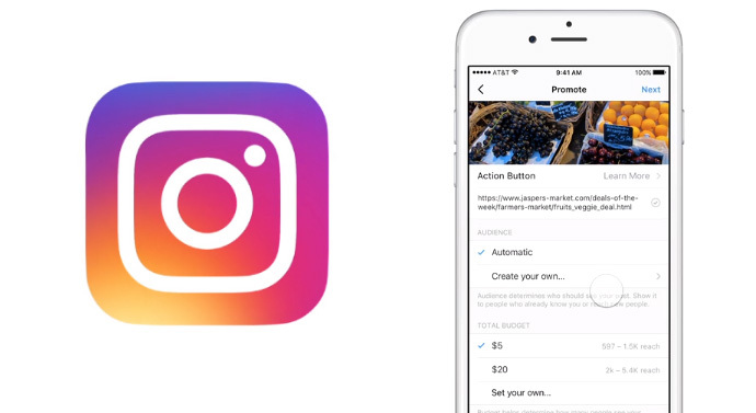instagram boost publication