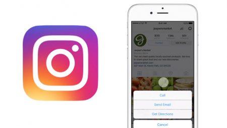 Instagram : les comptes d'entreprise arrivent !