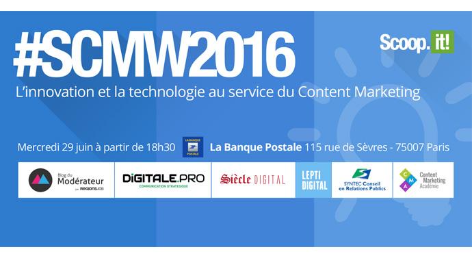 conférence scmw2016