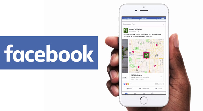 facebook business store locator