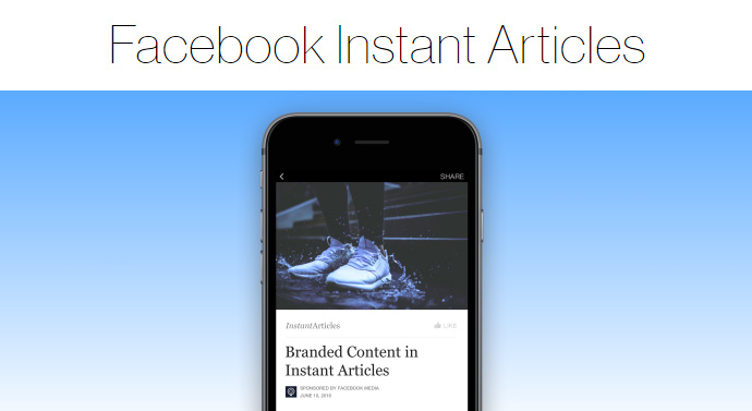 instant articles branded content