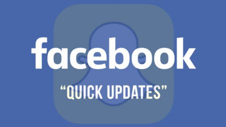 Avec Quick Updates, Facebook teste les publications éphémères !