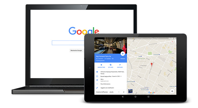 facteurs positionnement google my business