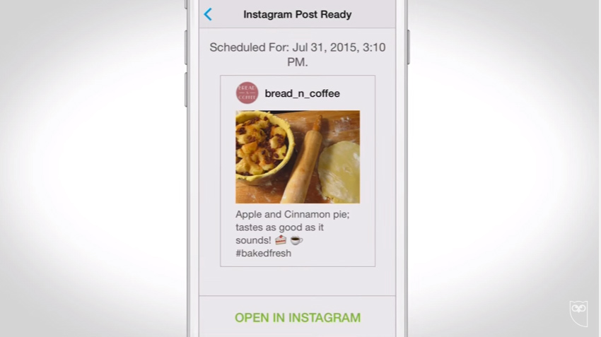 hootsuite instagram programmer