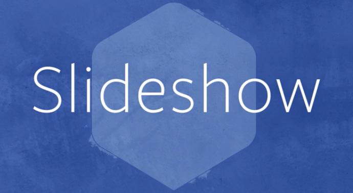 diaporama sponsorisé facebook