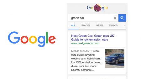 Google teste l'affichage d'images pour illustrer les résultats SEO mobiles !