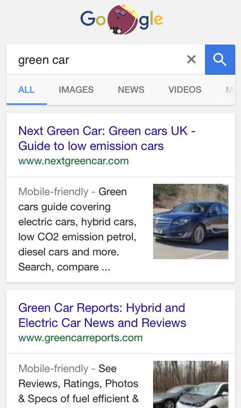 google test images SEO mobile