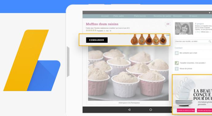 limite annonces Google Adsense