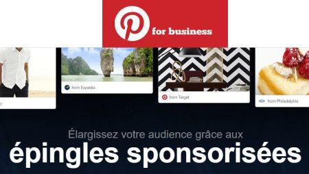 Publicités Pinterest : acheter au CPM, c'est désormais possible !