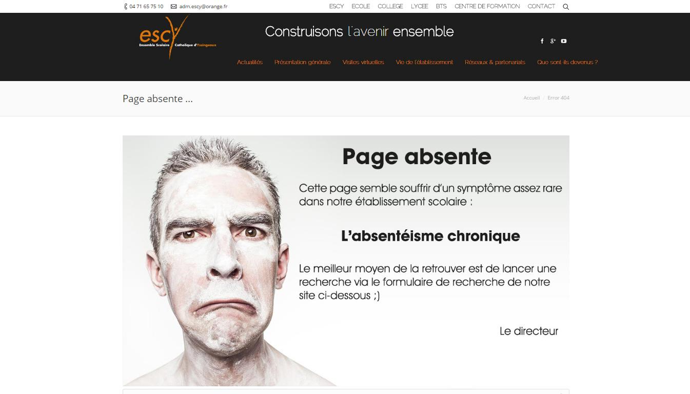 404 escy