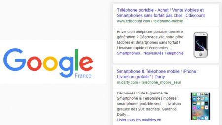 Comment optimiser l'affichage d'une image associée à un résultat mobile sur Google ?