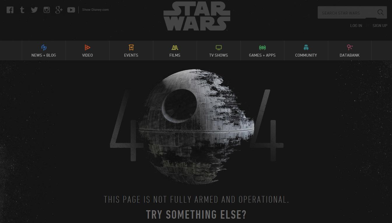page 404 star wars