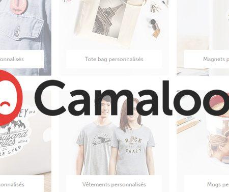 Test de Camaloon, un site pour personnaliser mugs, T-shirts, sweats et plus !