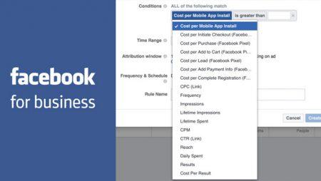 Publicités Facebook : de nouvelles règles conditionnelles pour gérer automatiquement les campagnes !
