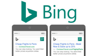 bing expanded text ads