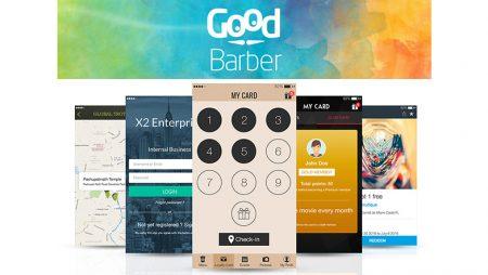 Comment créer une application mobile iPhone / Android sans connaissances? Test de GoodBarber