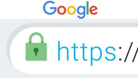 Forte progression des résultats HTTPS sur la première page de Google !