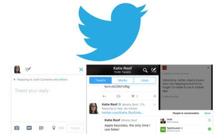 nouvelle limite caractères conversation twitter