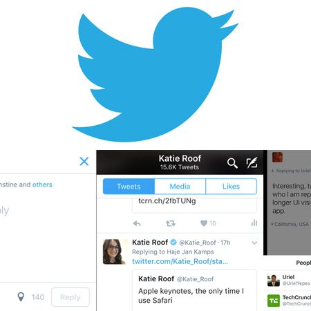 Twitter va supprimer les mentions @ de sa limite de 140 caractères dans les réponses