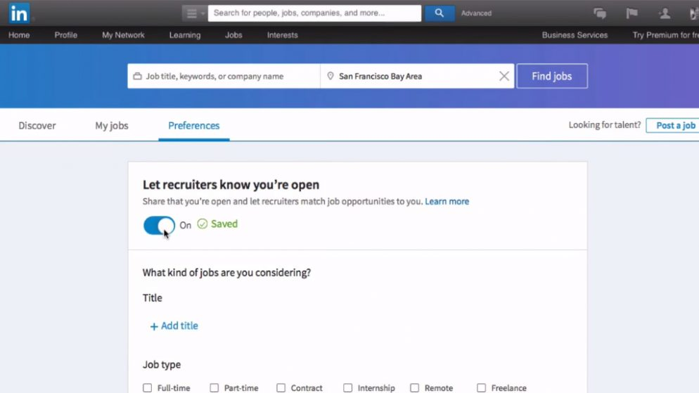 LinkedIn Open Candidates : ouverts aux opportunités ? Faites-le savoir discrètement aux recruteurs !
