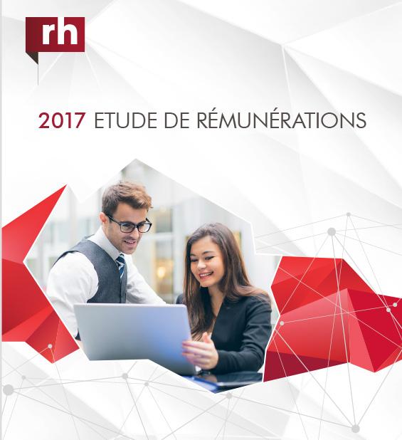 rémunérations 2017 métiers numérique