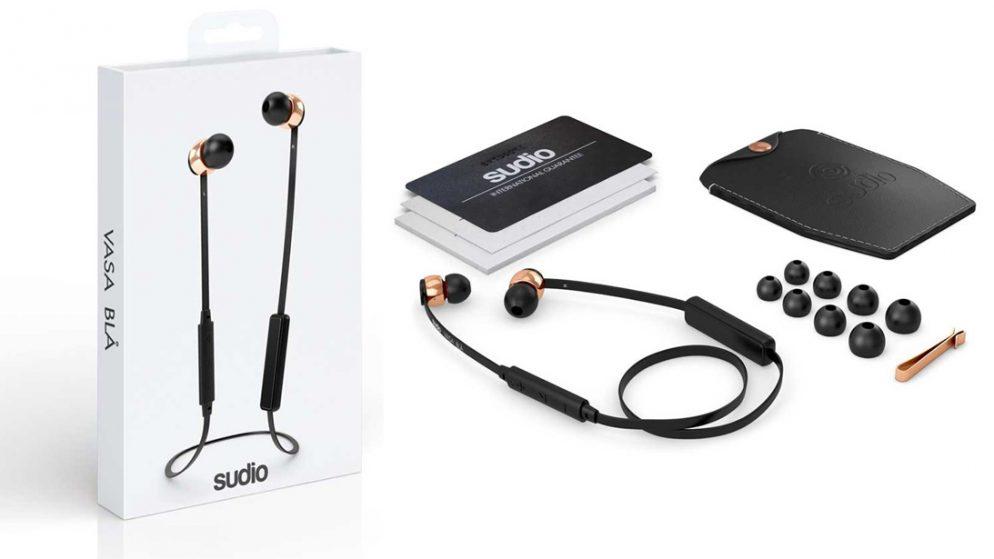 Test des écouteurs Bluetooth Sudio Vasa Bla pour iPhone 7