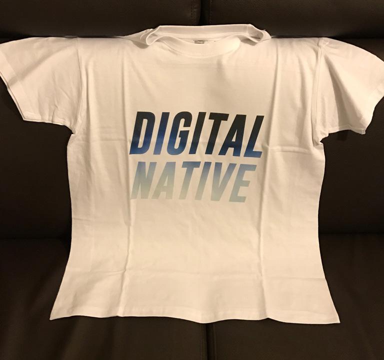 tshirt digital native
