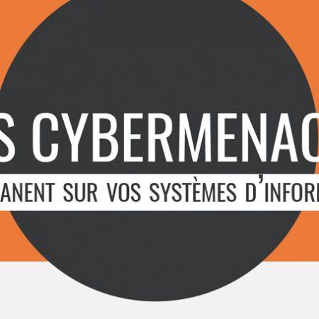 Cybersécurité : les 10 Cybermenaces les plus courantes expliquées ! [Infographie]