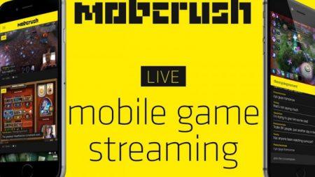 Mobcrush, le concurrent de Twitch sur mobile, lève 20 millions de dollars