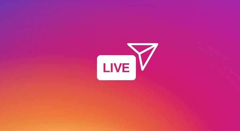 nouveautés instagram live éphémère