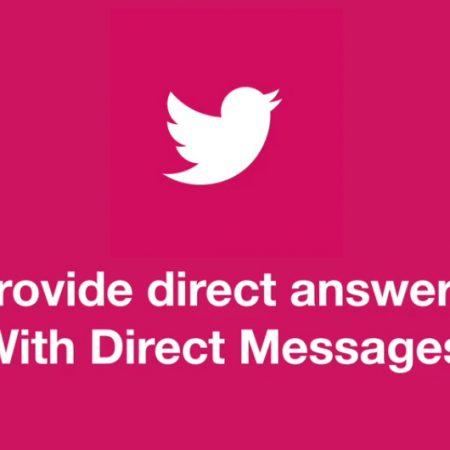 Twitter se met aux chatbots et messages de bienvenue !
