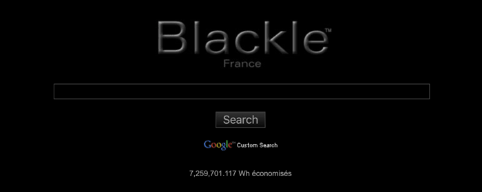 blackle alternative google